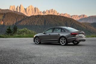 Galería presentación Audi A4 2020 - Foto 5