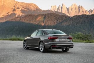 Galería presentación Audi A4 2020 - Foto 6
