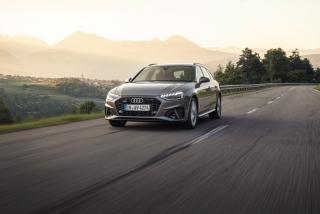 Galería presentación Audi A4 2020 Foto 8