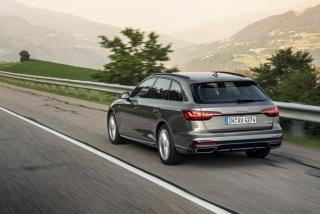 Galería presentación Audi A4 2020 Foto 13