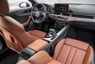 Galería presentación Audi A4 2020 Foto 18