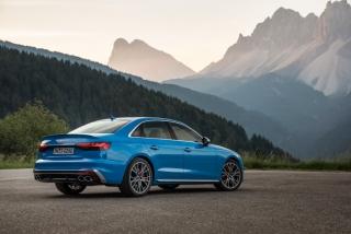 Galería presentación Audi A4 2020 Foto 36