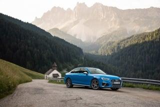 Galería presentación Audi A4 2020 Foto 37