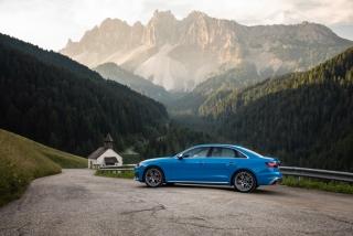 Galería presentación Audi A4 2020 Foto 38