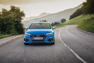 Galería presentación Audi A4 2020 Foto 44