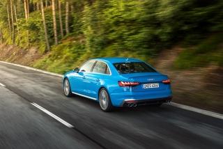 Galería presentación Audi A4 2020 Foto 49