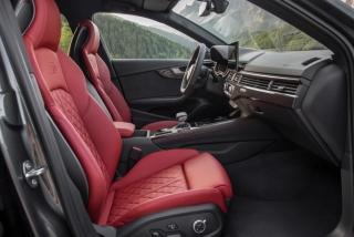 Galería presentación Audi A4 2020 Foto 83