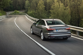 Galería presentación Audi A4 2020 Foto 90