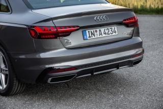 Galería presentación Audi A4 2020 Foto 98
