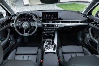 Galería presentación Audi A4 2020 Foto 105