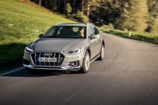 Galería presentación Audi A4 2020 Foto 136