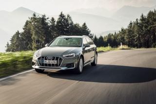 Galería presentación Audi A4 2020 Foto 139