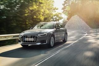 Galería presentación Audi A4 2020 Foto 140