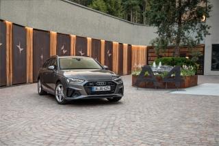 Galería presentación Audi A4 2020 Foto 148
