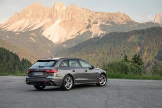 Galería presentación Audi A4 2020 Foto 153