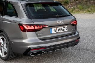 Galería presentación Audi A4 2020 Foto 156