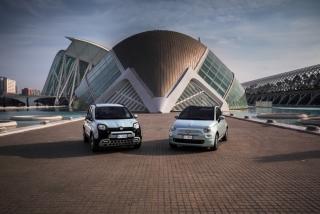 Galería presentación Fiat 500 y Panda Hybrid - Foto 1
