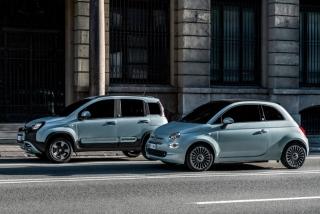 Galería presentación Fiat 500 y Panda Hybrid Foto 4