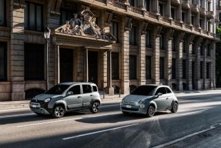 Galería presentación Fiat 500 y Panda Hybrid Foto 5