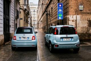Galería presentación Fiat 500 y Panda Hybrid Foto 6
