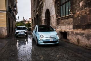 Galería presentación Fiat 500 y Panda Hybrid Foto 7
