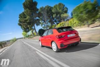Foto 1 - Galería prueba Audi A1 30 TFSI