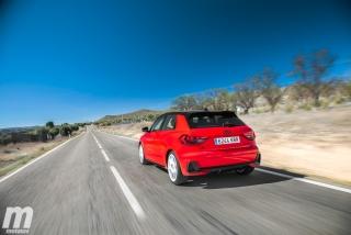 Foto 3 - Galería prueba Audi A1 30 TFSI