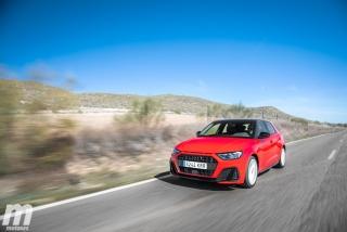 Galería prueba Audi A1 30 TFSI - Foto 5