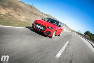 Galería prueba Audi A1 30 TFSI Foto 7