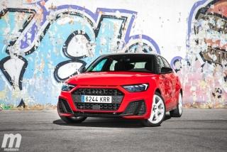 Galería prueba Audi A1 30 TFSI Foto 12
