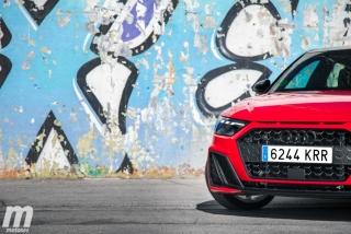 Galería prueba Audi A1 30 TFSI Foto 13