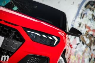 Galería prueba Audi A1 30 TFSI Foto 15