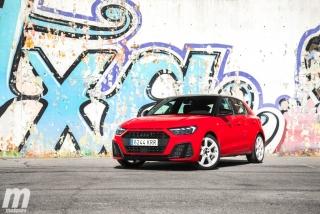 Galería prueba Audi A1 30 TFSI Foto 20