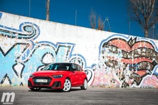 Galería prueba Audi A1 30 TFSI Foto 22