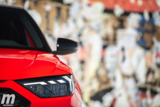 Galería prueba Audi A1 30 TFSI Foto 25