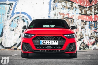 Galería prueba Audi A1 30 TFSI Foto 26