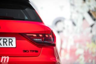 Galería prueba Audi A1 30 TFSI Foto 30