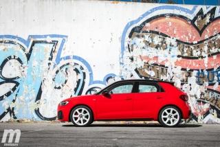 Galería prueba Audi A1 30 TFSI Foto 35