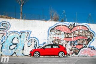 Galería prueba Audi A1 30 TFSI Foto 36