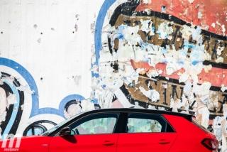 Galería prueba Audi A1 30 TFSI Foto 37