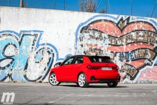 Galería prueba Audi A1 30 TFSI Foto 42