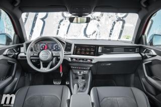 Galería prueba Audi A1 30 TFSI Foto 73