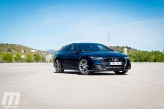 Galería Prueba Audi A7 Sporback - Foto 3