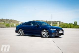 Galería Prueba Audi A7 Sporback - Foto 4