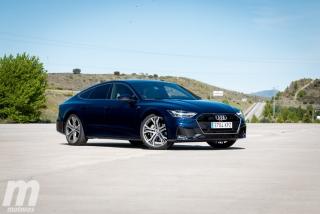 Galería Prueba Audi A7 Sporback - Foto 5
