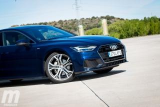 Galería Prueba Audi A7 Sporback - Foto 6