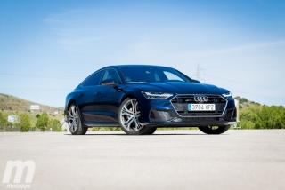 Galería Prueba Audi A7 Sporback Foto 8