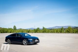Galería Prueba Audi A7 Sporback Foto 9