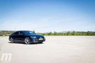 Galería Prueba Audi A7 Sporback Foto 11