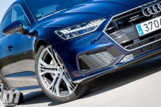 Galería Prueba Audi A7 Sporback Foto 14